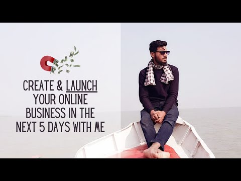 How To Start Your Online Business In 5 Days - Best Tutorial In 2021