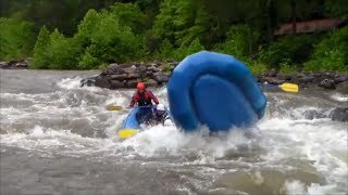 Ocoee River Carnage - Upper Ocoee Day 2 of 2016 Season