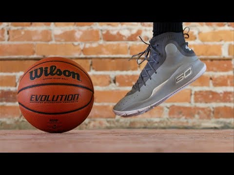 UNDER ARMOUR STEPH CURRY 4 FULL PERFORMANCE REVIEW!!!