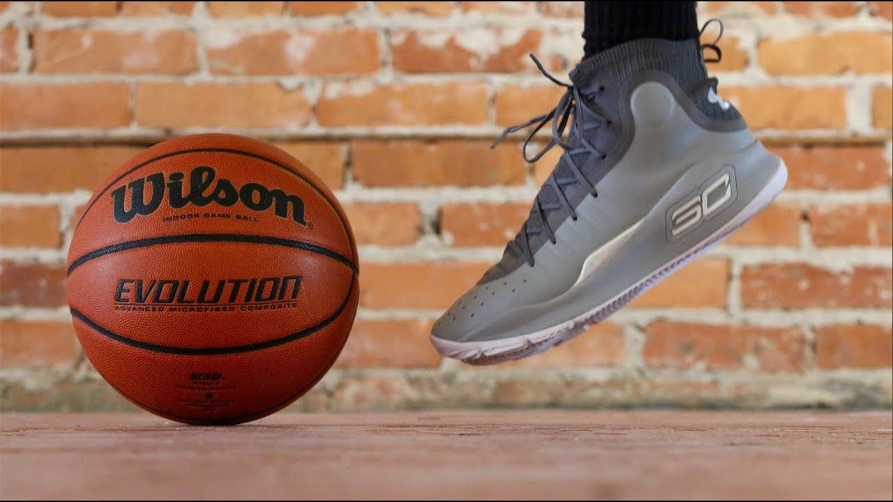 1a1c0bf75cad UNDER ARMOUR STEPH CURRY 4 FULL PERFORMANCE REVIEW!!! - YouTube