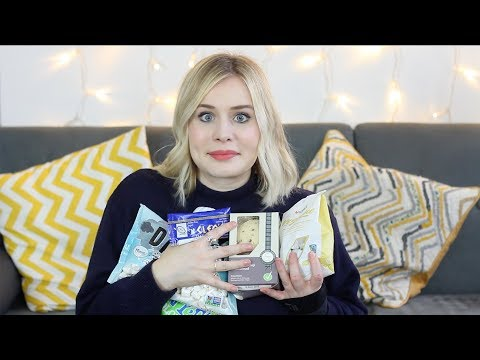 Huge vegan junk food haul! | Lex Croucher