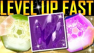 Destiny 2 - HOW TO LEVEL UP FAST!