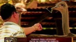 """24 Oras: """"Paraiso Tribu Vizcayano"""" sa Nueva Vizcaya, patok sa camping ng pamilya"""
