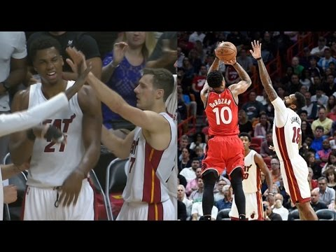 DeMar DeRozan Back to Back 40 Point Games! Raptors vs Heat