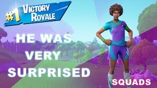 Gifting My 10 Year Old Nephew A Soccer Skin *Surprise! (Fortnite: Battle Royale)