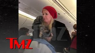 Tara Reid Removed from United Flight After Flying Into Rage | TMZ