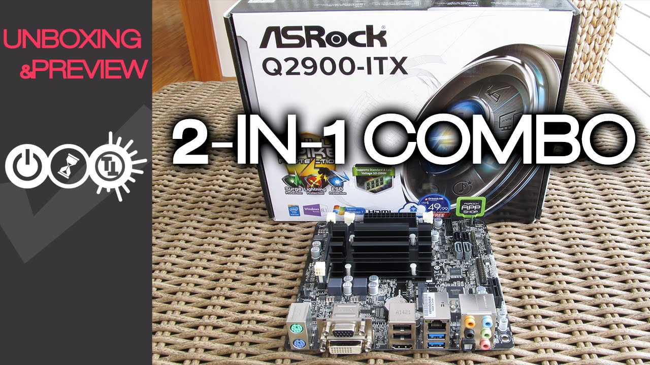 ASROCK Q2900-ITX DRIVERS DOWNLOAD