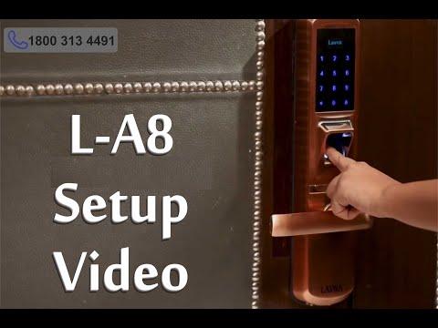 Lavna Locks, Operational Video of L-A8