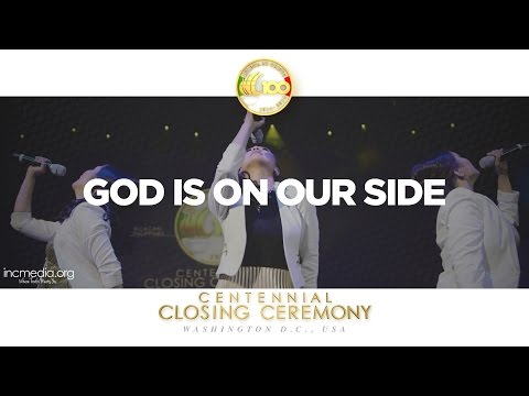 God Is On Our Side - C3