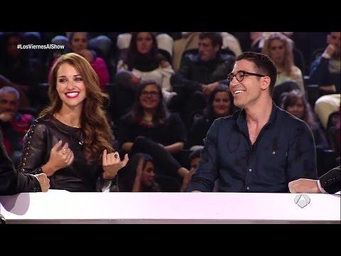 Paula Echevarría y Miguel Ángel Silvestre:
