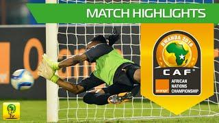 DR Congo vs Guinea (SF) | Orange African Nations Championship, Rwanda 2016