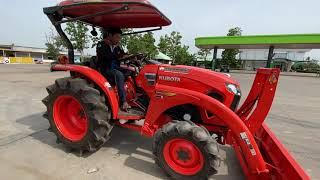 รถไถมือสอง ขายรถไถคูโบต้าL4018ราคา395000บาท ไบมีกหน้าและผานหกลังโทร 081-365-5997 อำพร พาเจริญ
