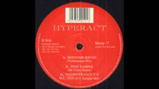Hyperact - Technotrance v