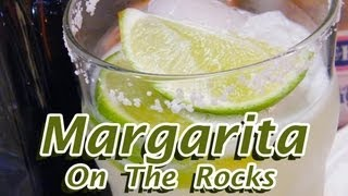 How To Make A Margarita On The Rocks - Margarita Recipes - Thefndc.com