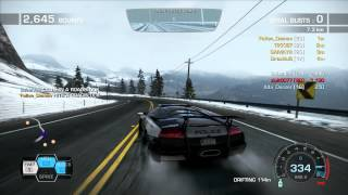 "Need for Speed: Hot Pursuit - Online Exotic Pursuit - ""Summit Assault"""