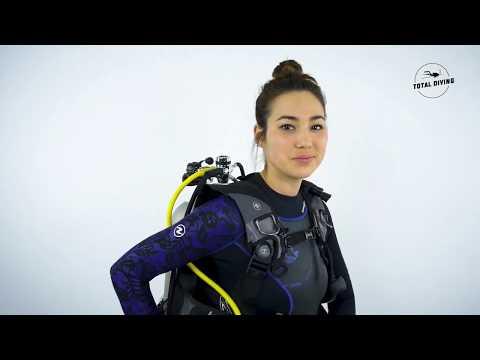 Aqua Lung Axiom i3 BCD - Total Diving - Montreal Scuba