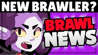 Brawl News! | New Brawler Buffy & Graveyard Environment?! | Halloween Update!?