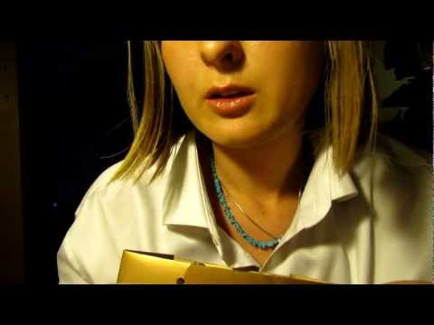 Whispering, Dermatologist Roleplay ( in german ) and asmr sound