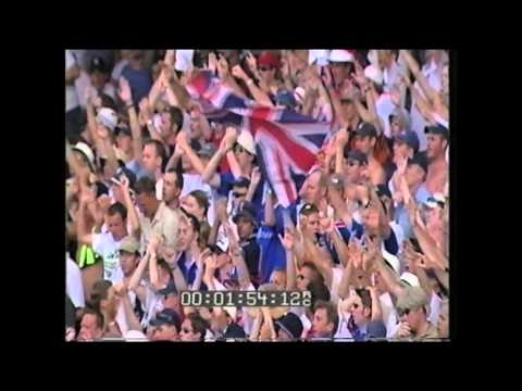 The Ashes - SBS  | The 12th Man | Billy Birmingham