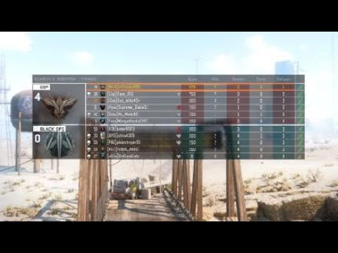 Call of Duty®: Black Ops III search and destroy multiplayer NO Deaths