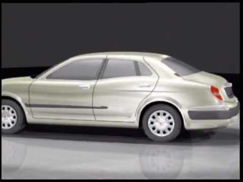 Волга ГАЗ-3107 - YouTube