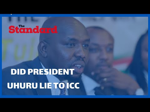 There is a plan for a state instigated violence & the stage is Rift Valley- Murkomen