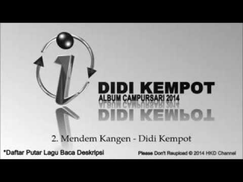 Didi Kempot Campursari Album Kangen Full Album Nonstop  HKD CHANNEL