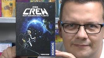 Die Crew (Kosmos) - ab 10 Jahre - kooperativ - Stichspiel - 50 Level - mehr als reizvoll!