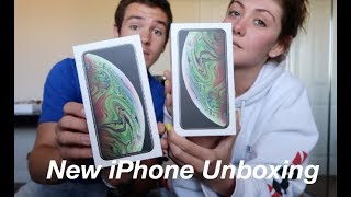 NEW IPHONE XS MAX UNBOXING (GONE WRONG)