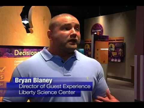 Video Tour of Liberty Science Center in Jersey City, NJ