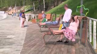 видео Отдых на Клязьминском водохранилище – отдых в Подмосковье.  Базы отдыха, санатории, частный сектор.