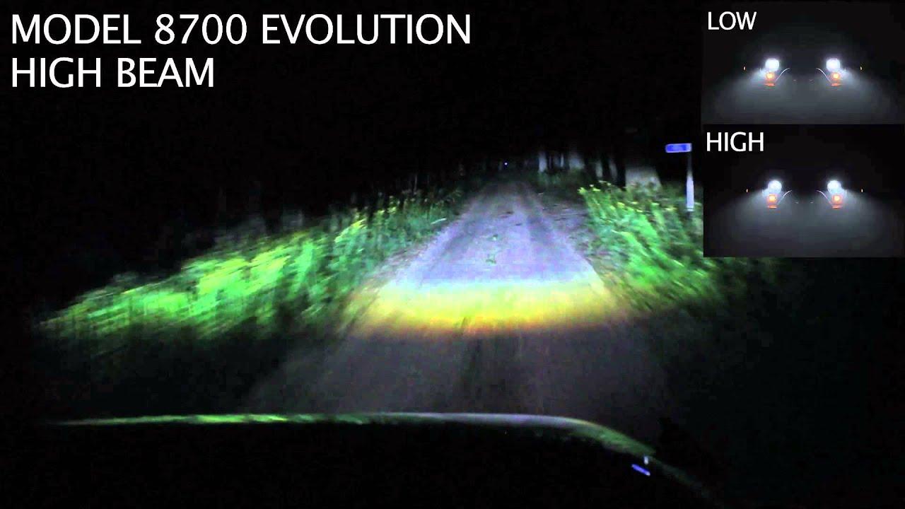 Jeep Jk Led Headlights Speaker's LED Jeep Lighting Products - YouTube