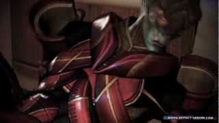 "Mass Effect 3: Citadel - Javik Secret ""Romance"" [ITA]"