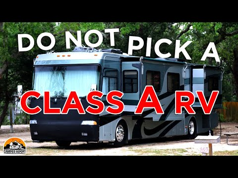 19 reasons to choose a class c and not a class a rv youtube