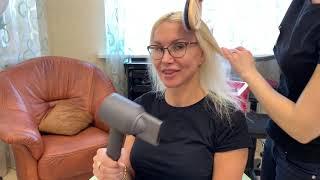 Как наращиваем волосы|Метод экостайл в Минске!