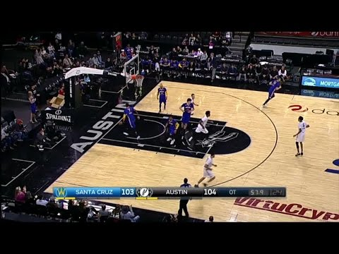 Highlights: Bryn Forbes (30 points)  vs. the Warriors, 1/8/2017