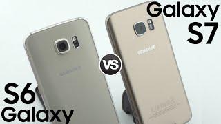Samsung Galaxy S7 vs Galaxy S6   ¿Merece la pena el cambio?
