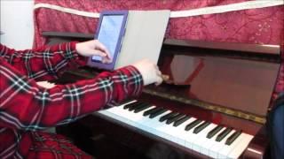 【Kimi no Na wa】   Mitsuha Theme Piano