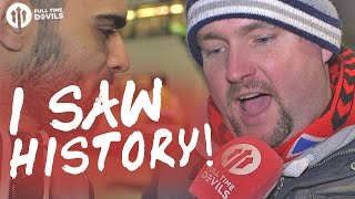 Andy Tate: I Witnessed History! | Stoke City 1-1 Manchester United | FANCAM