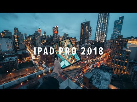 NEW IPAD PRO: A Videographers Review
