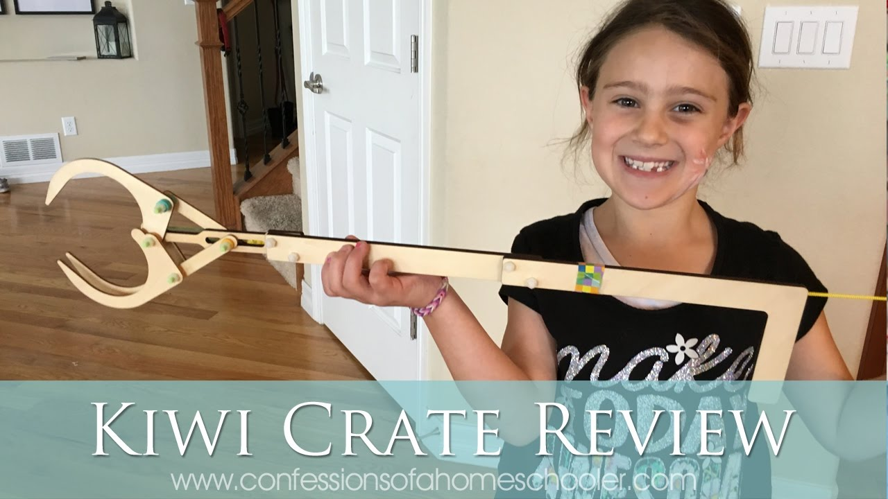 Kiwi Crate Subscription Box Review On Products For Kids