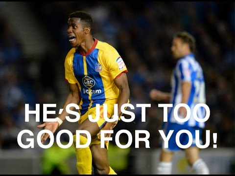 FAN CHANTS: Wilfried Zaha | Crystal Palace Fans | PalaceFanTV