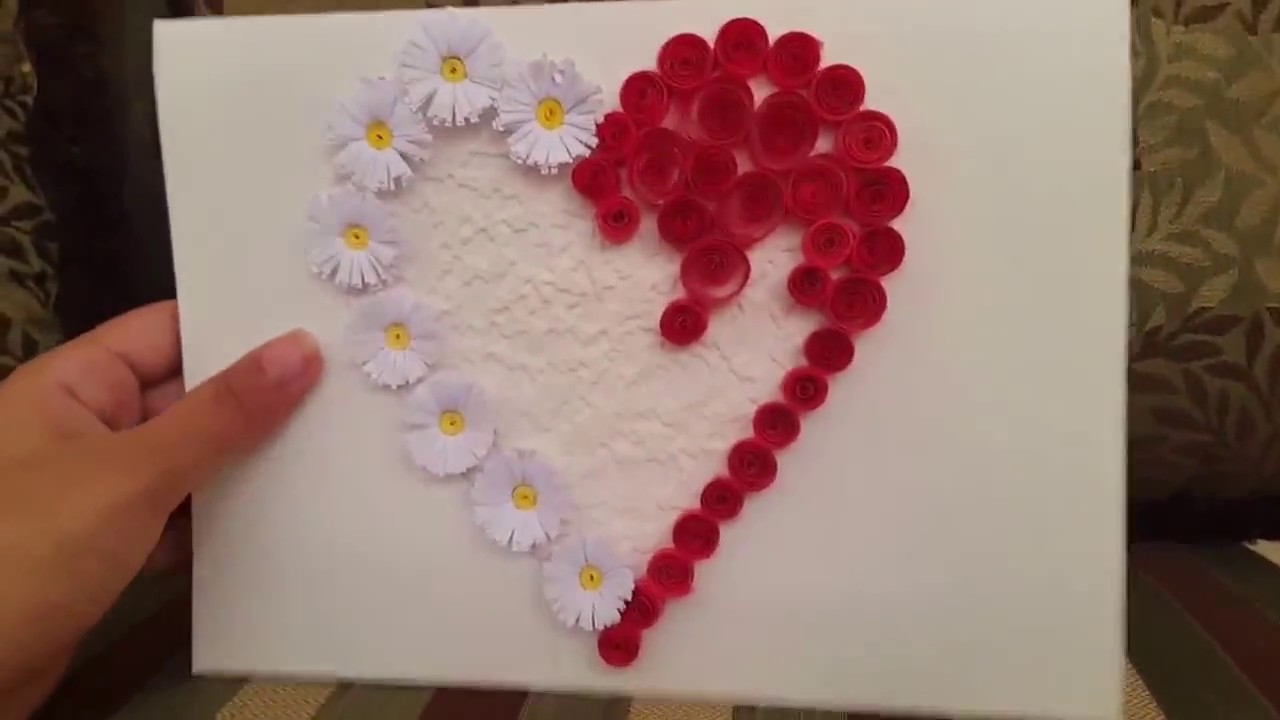 Card Design Handmade 27 Valentines Special Youtube