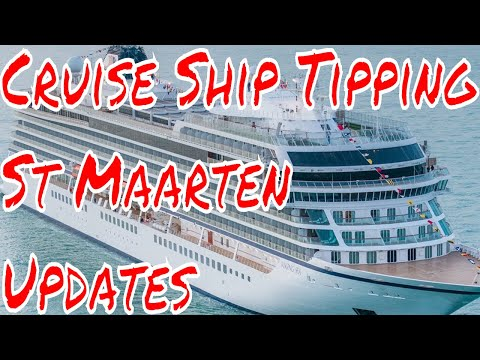 Cruise Ship Tipping Hurricane Irma Hurricane Maria Updates S