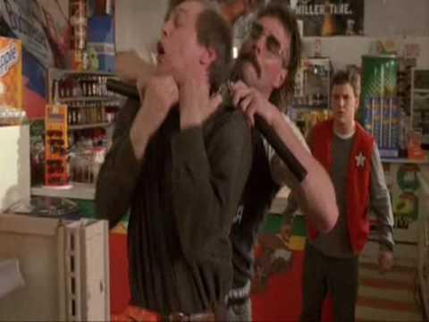 Seymour Freaks Out in Sidewinder Mini Mart (Ghost World)