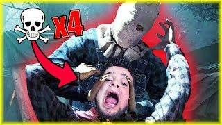 JASON ZABIŁ MNIE 4 RAZY W CIĄGU JEDNEJ RUNDY | Friday the 13th: The Game [#11] | BLADII