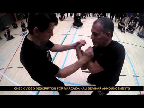 Advanced Knife Fighting | Filipino Martial Arts | Kali
