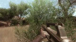 Far Cry 2 PC Mission Gameplay