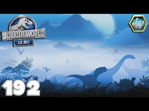 JURASSIC WORLD : Le Jeu 192 - Combat GYROSPHÈRE, Jurassique - royleviking [FR HD]