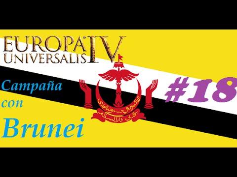 EU4 | Campaña con Brunei | #18 | ´´El juego de ser el primero``